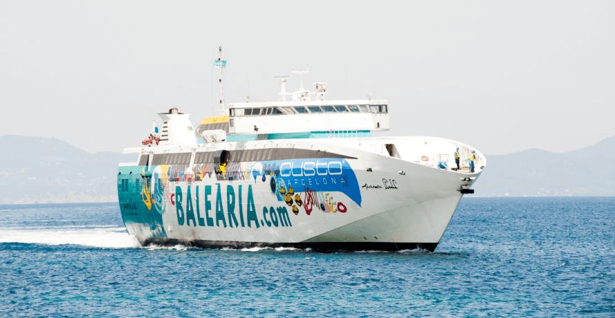 ferry mallorca