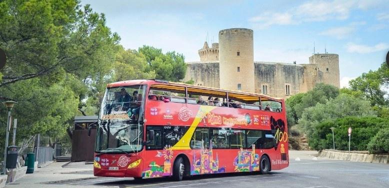 visita palma bus turistico