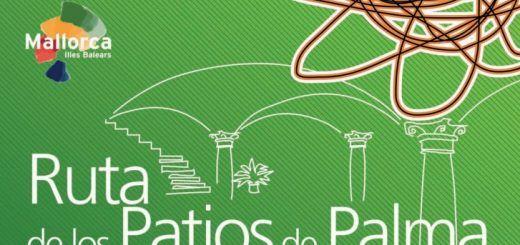 ruta patios en palma