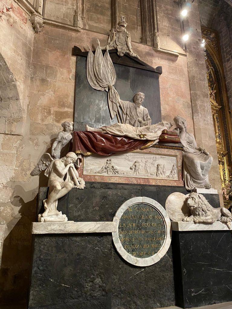 Capilla del corpus Chirsti en la catedral